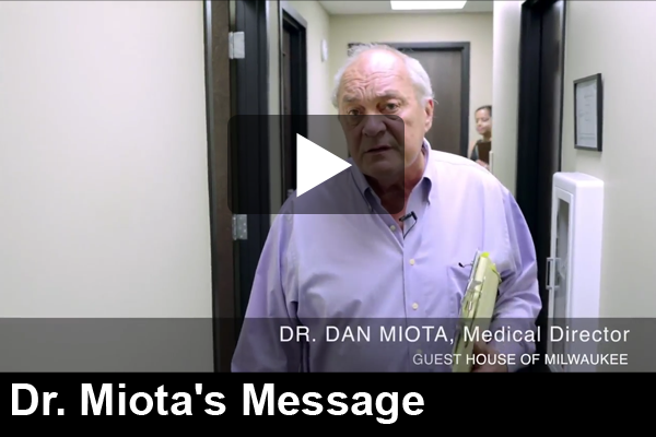 Dr Miota Message