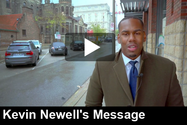 Kevin Newell Message