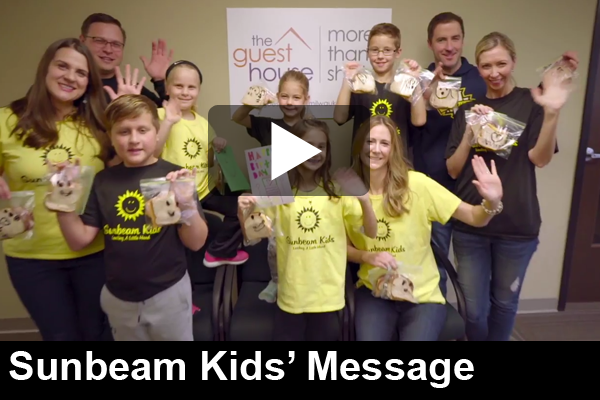 Sunbeam Kids Message